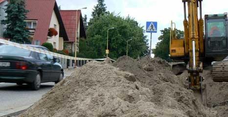 temat.net: archiwum, Unijna drogi Szczecinka - zdjęcie, fotografia