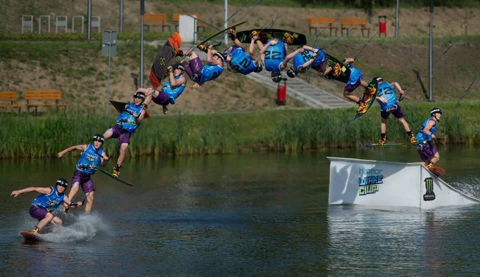 wakeboard, Konefał bezkonkurencyjny Koszalinie - zdjęcie, fotografia