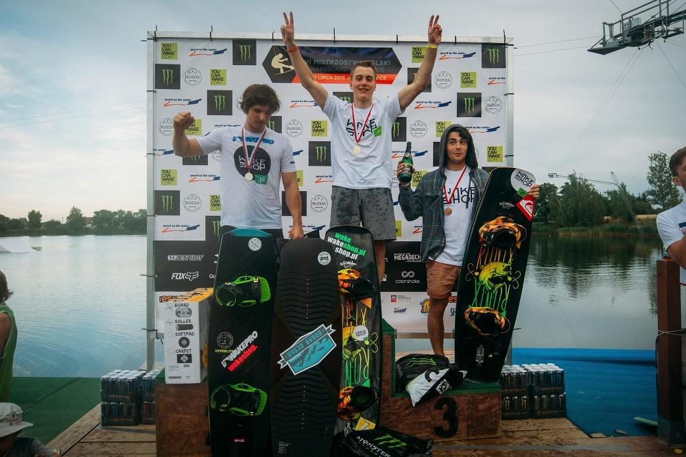 wakeboard, wakeboardziści wśród najlepszych - zdjęcie, fotografia