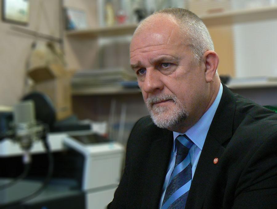 Nauka, Wiesław Suchowiejko dyrektorem - zdjęcie, fotografia