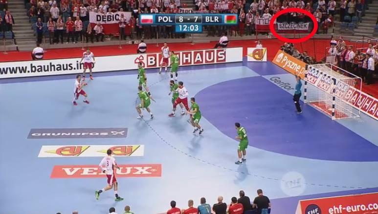 piłka ręczna, Szczecinek wszędzie! - zdjęcie, fotografia