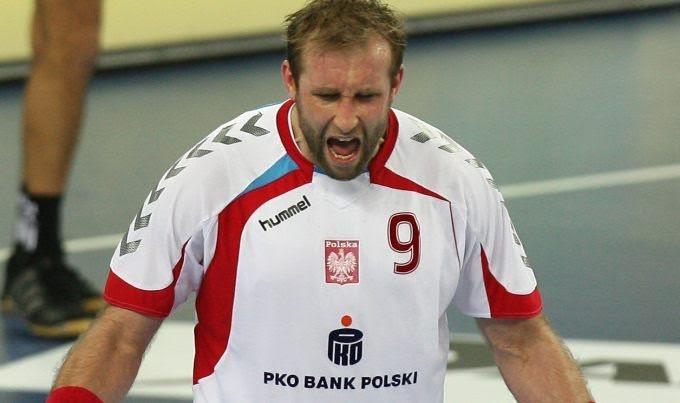 piłka ręczna, Barwic przyjedzie Artur Siódmiak - zdjęcie, fotografia