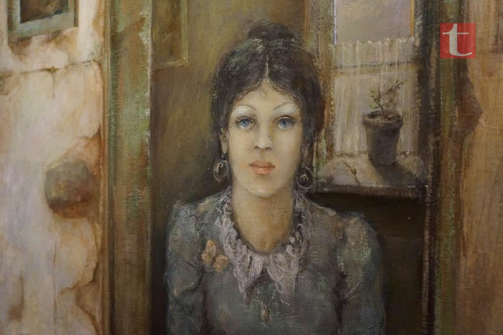 Historia, portrety muzeum szału - zdjęcie, fotografia
