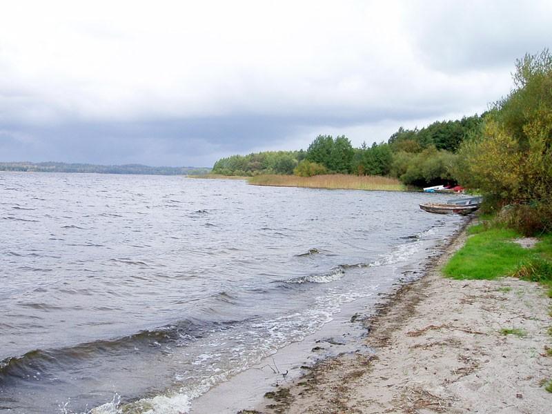 Na ryby?, Gmina wygrywa jezioro Wierzchowo - zdjęcie, fotografia