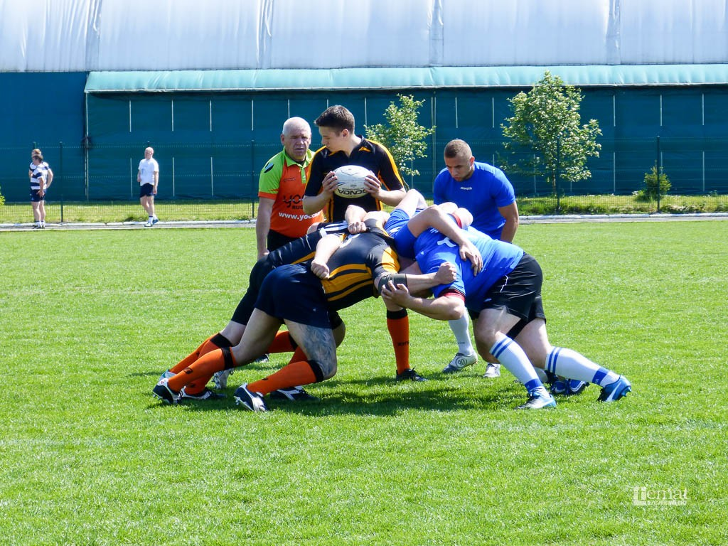 rugby, Rugby Szczecinku trzeci (wideo) - zdjęcie, fotografia