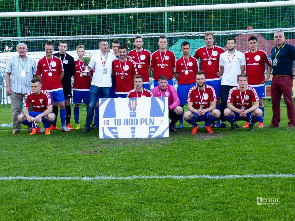 piłka nożna, Puchar Polski - zdjęcie, fotografia