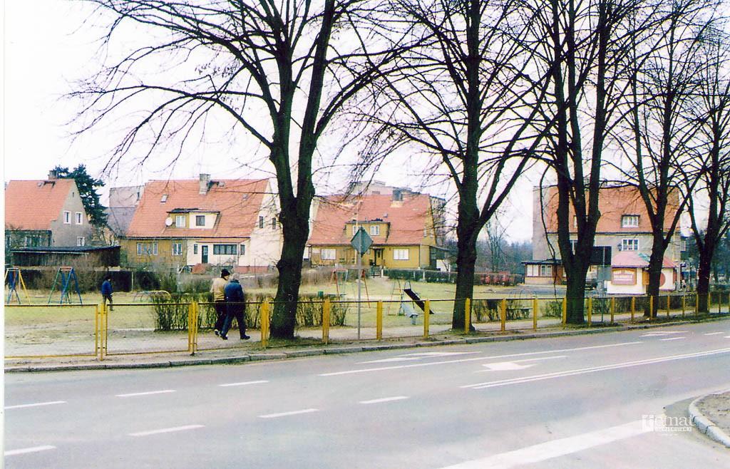 Historia, Ulica Słowiańska kończył świat - zdjęcie, fotografia