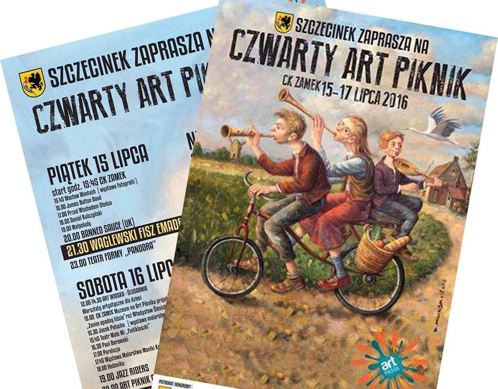 Artpiknik, Piknik przez Emade Dudziak wszystko najlepsze Szczecinka - zdjęcie, fotografia