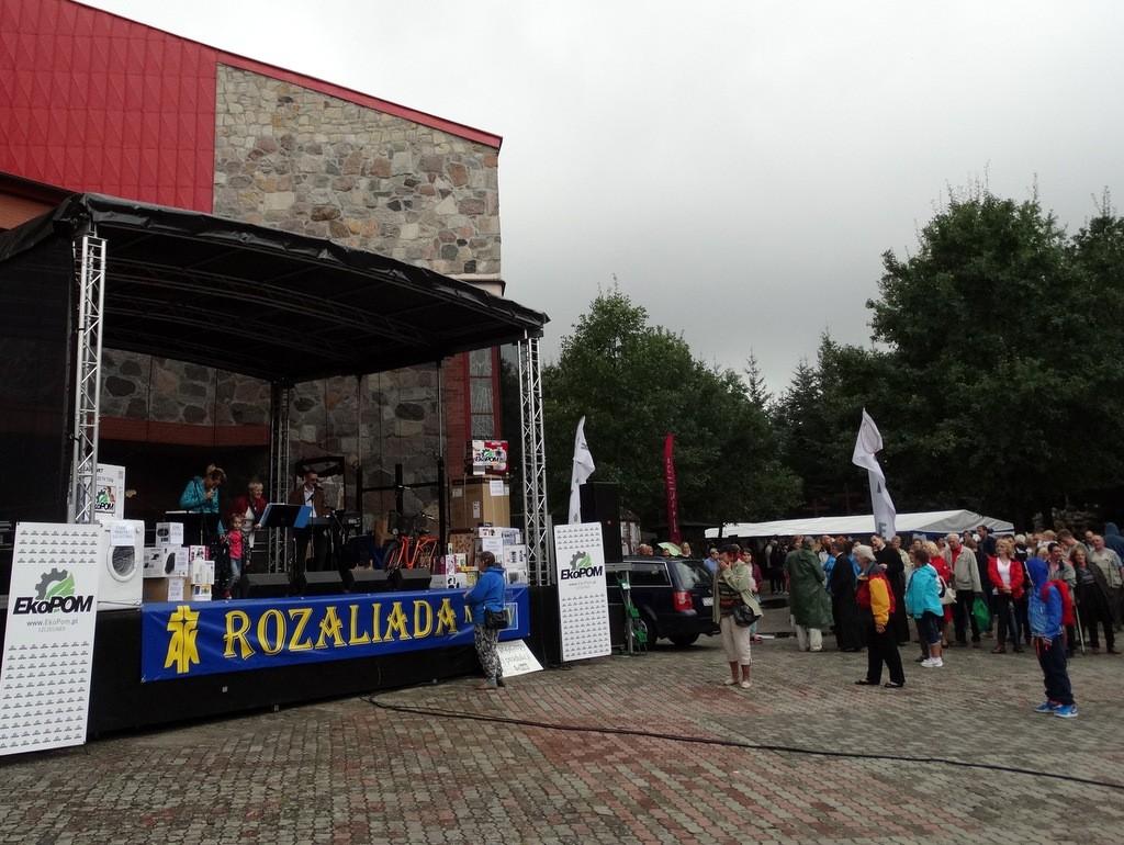 Imprezy, Czternasta Rozaliada - zdjęcie, fotografia