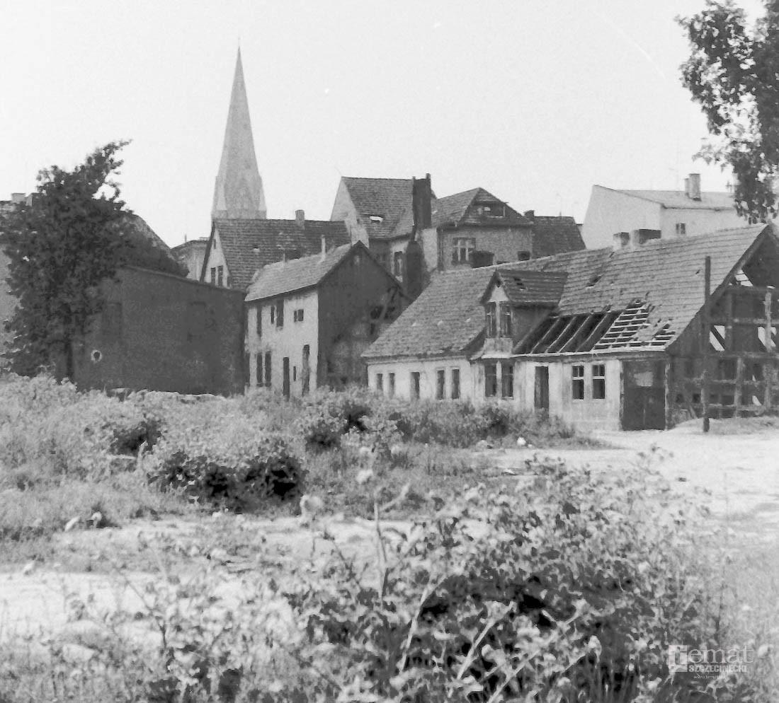 Historia, Ulica Podgórna - zdjęcie, fotografia