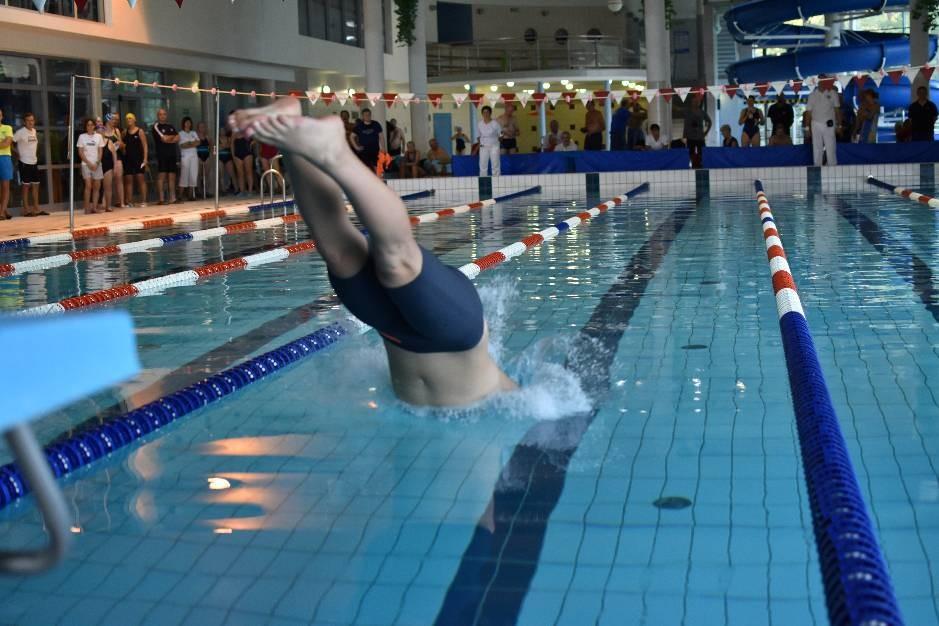 plywanie, Międzynarodowy Mityng Pływacki Masters - zdjęcie, fotografia