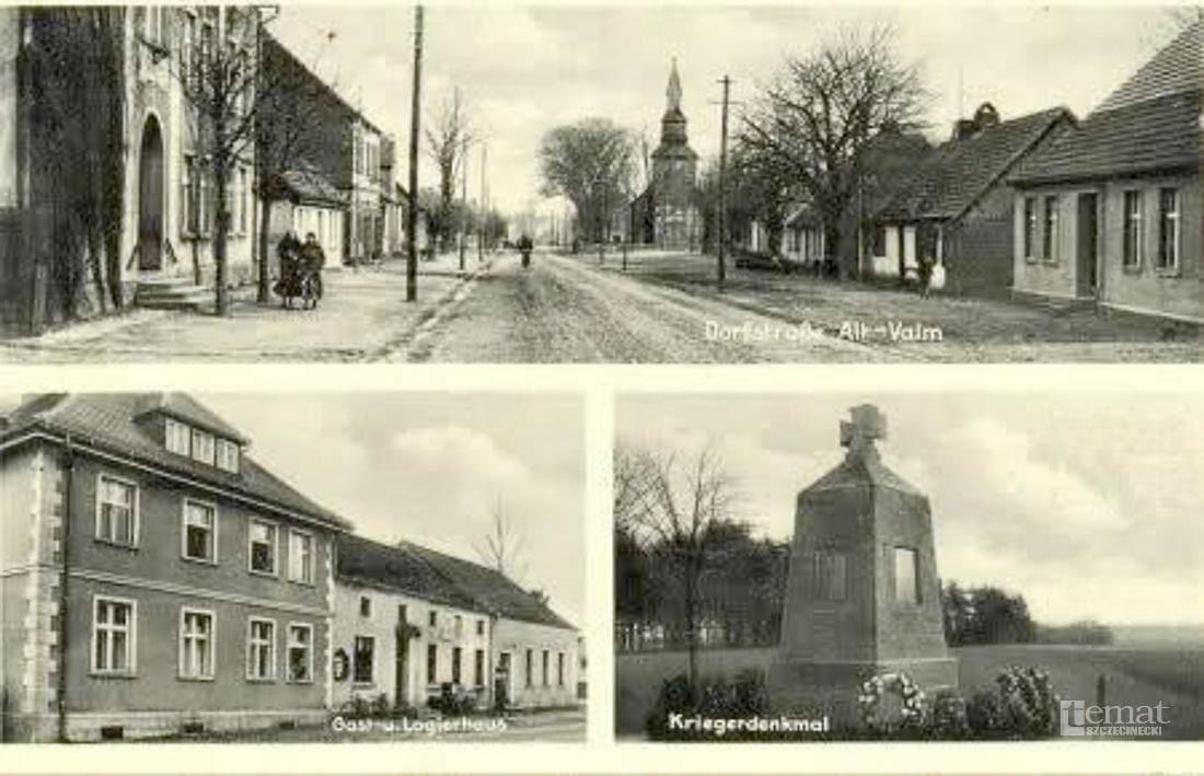 Historia, Stary Chwalim naprawdę stary - zdjęcie, fotografia