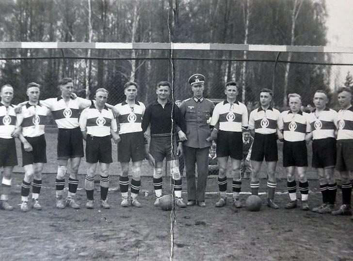 Historia, Krótka historia piłki nożnej Neustettin - zdjęcie, fotografia