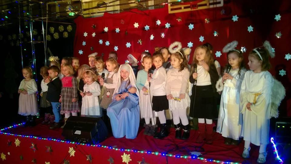 Imprezy, Barwicach koncert świąteczno noworoczny - zdjęcie, fotografia
