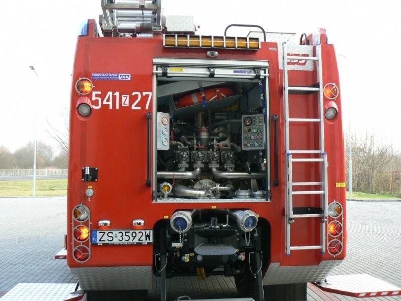 Straż Pożarna, Gmina Szczecinek kupuje strażackie - zdjęcie, fotografia