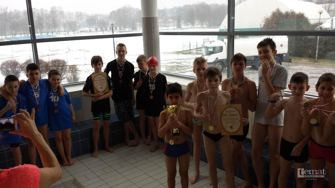 plywanie, były mistrzostwa powiatu pływaniu - zdjęcie, fotografia