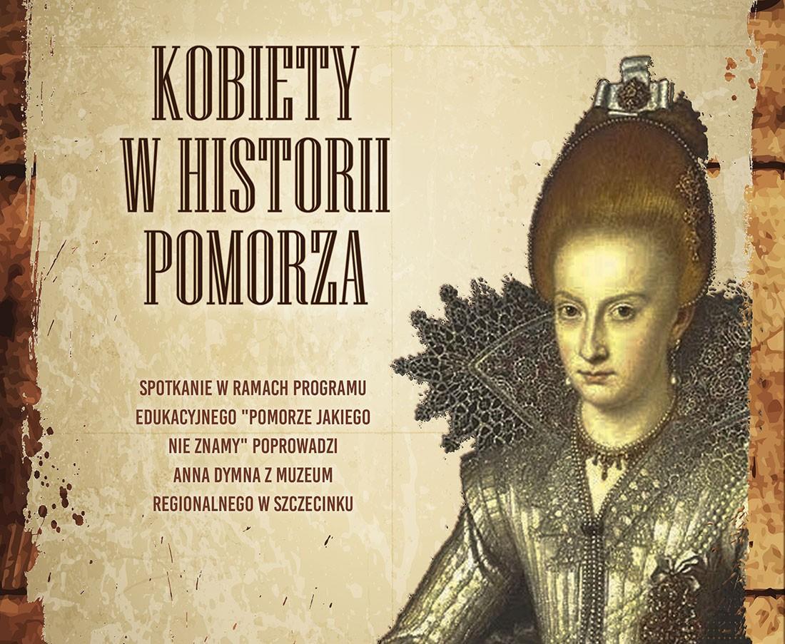 Historia, kobietach historii Pomorza - zdjęcie, fotografia