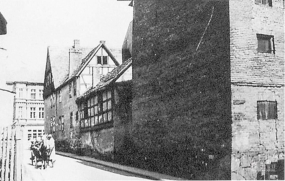 Historia, Ulica Junacka jakiej - zdjęcie, fotografia