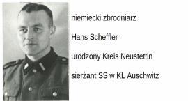 K.Berezowski: O tym ci nie powiedzą... Hans Scheffler ur. Gross Dallenthin