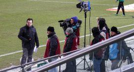 Legia –Sporting. Wasz reporter tam był