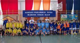 Emocjonujący, halowy turniej Partner Cup w Barwicach