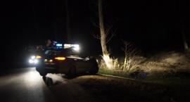 Wierzchowo: Znaleziony martwy mężczyzna. Leżał na nim motor