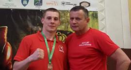 Brązowy medal Bartłomieja Mienciuka