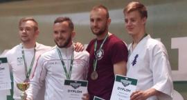 Szczecinecki karateka Jacek Biegański z trzecim miejscem w Polsce