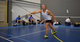 Badmintonowi seniorzy z UKS Gwda potwierdzają mistrzostwo