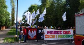 Marsz dla Życia w Szczecinku mniejszy niż rok temu