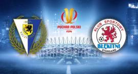 MKP Szczecinek z Błękitnymi w Pucharze Polski PZPN
