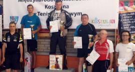 Tenisiści ze Szczecinka z dobrym startem w Koszalinie