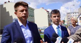 Ryszard Petru w Szczecinku: Poprę kandydaturę R. Lubczyka na burmistrza
