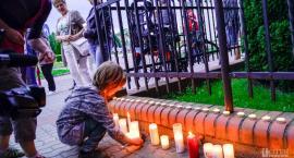 Szczecineckie protesty przeciw zmianom w sądownictwie. Ciąg dalszy