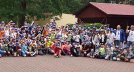 Trening plus wypoczynek, czyli młodzi karatecy na obozie w Pogorzelicy