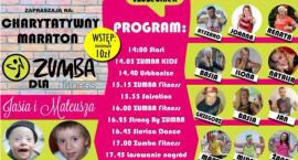 Kto tańczy, ten się bawi i pomaga! Charytatywny Maraton Dance Fitness w Szczecinku