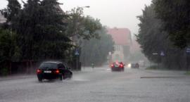 Jesteśmy w czołówce deszczowych miast