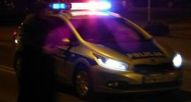 Policyjny pościg i zatrzymanie na DK11
