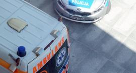 Policja: Spokojny tydzień w powiecie. 2,5 promila na motorowerze
