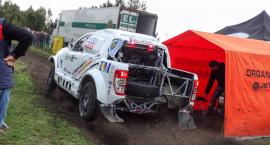 Rajdowcy zaczęli od Szczecinka. Start Baja Szczecinek Cross Country Rally 2017