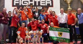 Osiem medali KSW Szczecinek w Polish Fighting Cup