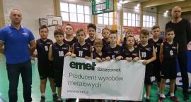 Złote medale Emet Basket na Enea Basket Cup