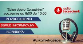 Dzień dobry, Szczecinku :) Na żywo od 8.00 do 10.00