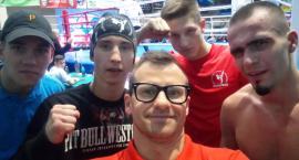 Zawodnicy KSW Szczecinek walczyli w Szczecinie dla chorych na raka