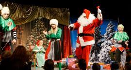 Święty Mikołaj i jego wizyta w kinie Wolność