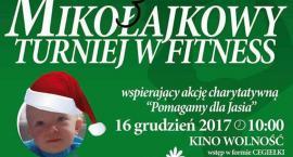 Mikołajkowy turniej fitness dla dzieci
