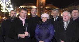Radni RDS składają życzenia mieszkańcom Szczecinka. Śpiewająco :)