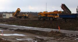 Raport z budowy: Na budowie obwodnicy świąteczna przerwa
