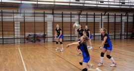Wygrana siatkarek MKS Volley