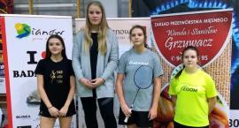 Badmintoniści z Gwdy grali z Orkiestrą